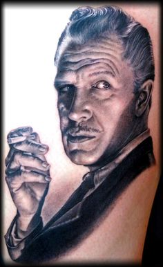 Tattoo by Shane O'Neill from Ink Masters - the detail and shading just blow me away!!