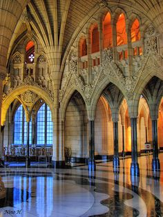 Inside the Parliament - Ottawa, Canada - Peter used to have a press office in here with the other journalists in the Parliamentary Press Gallery - Ottawa Canada, Ottawa Ontario, Canada 150, Montreal Canada, Torre Cn, Ottawa Parliament, Calgary, Ottawa Valley, Ottawa River
