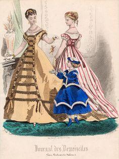 1867 Journal des Demoiselles