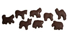NEW YORK MOUTH — Indie Food. Tasty Gifts. — Milk Chocolate Covered Animal Crackers