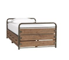 Owen Platform Storage Bed | Pottery Barn Kids