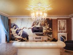 Real Regal Living: 12 Palace Inspired Home Inspirations#interiordesign