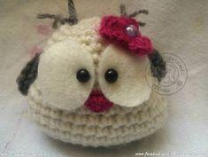 Tutorial Elfi Amigurumi : Elfin thread ottis the owl amigurumi pdf pattern crochet