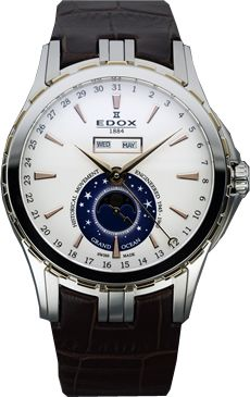 92001318RAIR Edox Proud Heritage Super Limited Edition 1884