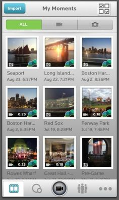 """The """"Burst"""" App Gives Families a Secure Way to Share Photos and Videos Burst Photos, Capture Photo, Great Pictures, Apps, How To Know, Share Photos, Social Media, In This Moment, Technology"""