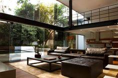 Casa Lomas de Chapultepec 12 Transparency and Extravagance Defining Contemporary Home in Mexico City