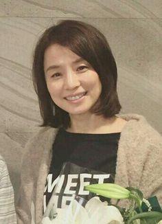 石田ゆり子 Japan, Actresses, T Shirts For Women, With, Beauty, Fashion, Female Actresses, Moda, La Mode