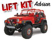 Jeep Wrangler Lift Kit Advisor