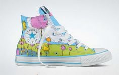 """CONVERSE IN HONOR OF """"THE LORAX"""" BY DR. SEUSS"""
