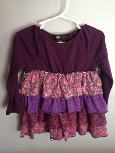 found on Kidizen: Abs Kids Ruffle Dress And Leggings