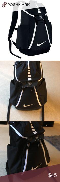 Nike Hoops Elite Max Air Team 2.0 Backpack Brand New Black Nike basketball backpack Nike Bags Backpacks