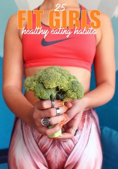 25 Fit Girls Healthy Eating Habits - Guide On How To Eat Healthy For Life