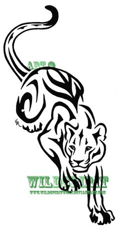 prowling tiger designs | Prowling Tiger Tattoo Picture - kootation.com