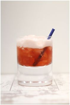 Recipe: Jim's Bakewell Sours - a cherry amaretto combination that will make you happy!   What you'll need;  2 shots of Amaretto, 2 shots fresh lemon juice, a dash of cherry bitters, a dash of cherry concentrate, 1 egg white (you can leave this out but it adds the good froth!), Crushed ice Ice chunks, appropriate glassware