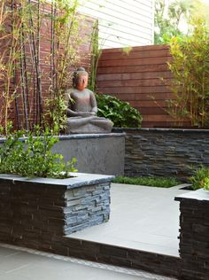 """Balinese Garden"" malichic@me.com /facebook.com/MaliChic"