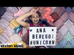 Ana Beregoi - Unicorn (Video Oficial) by Mixton Music Cinema, Rainbow, Entertainment, Youtube, Instagram, Rain Bow, Movies, Rainbows, Movie Theater