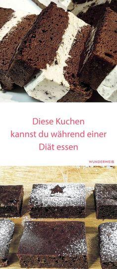 Wenn du die richtigen Kuchen isst, kannst du damit ohne Probleme Gewicht verlieren. #kuchen #lowcarb #abnehmen