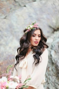 Bridal Inspiration by Evelyn Eslava