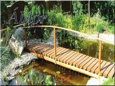 kerti híd
