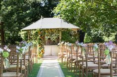 Florists, Be Perfect, Bristol, Beautiful Gardens, Summer Wedding, Pergola, Wedding Flowers, Patio, Natural