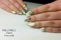 Chiquita Banana by Paulina Popowniak #nails #nail #nailsart #indigonails #indigo #summernails #springnails #miami #nataliasiwiec #yellow #banana #hotnails