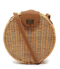 cute Basket #Cross-Body Bag
