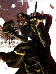 Marvel Comics:  Blade