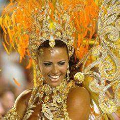 Carnival of Rio, Brazil