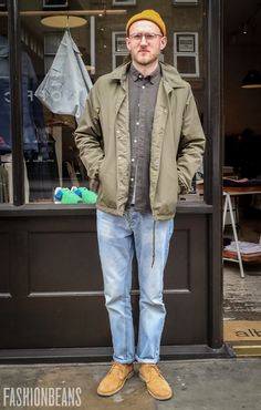 Men's Street Style #instafashion #ootd #menwithstreetstyle #streetstyle #menswear #mensfashion