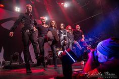 Tarja Turunen and her band: Alex Scholpp, Max Lilja, Tim Shreiner, Kevin Chown and Christian Kretschmar live at Patronaat, Haarlem, Netherlands. The Shadow Shows, 21/10/2016 #tarja #tarjaturunen #theshadowshows #tarjalive PH: Kelly Thans http://codicleopatra.wixsite.com/kellythans for Ragherrie http://ragherrie.com/