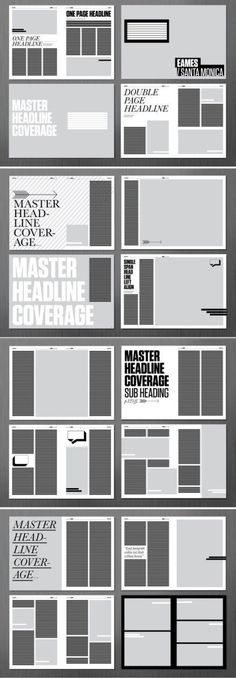 Magazine layout by Eris.