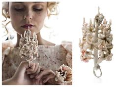 unusual jewelry - Google Search, ugly and impractical