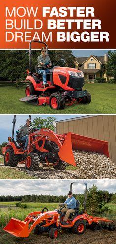 64 Best Compact tractors images in 2017 | Compact tractors