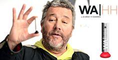 Philippe Starck progetta lo spray che ubriaca