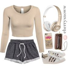 Cozy cute casual swag outfit