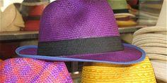 1.500 #artesanos producen alrededor de 500.000 sombreros sandoneños al año.