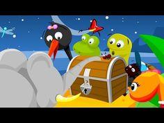 Schatzkiste - Kostenlose Kinderbuch App zur Sprachförderung, iOS & Android
