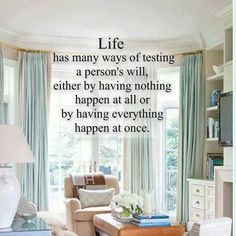 Life Quotes QUOTATION – Image : Quotes about Life – Description Life Has Many Ways Of Testing Pictures, Photos, and Images for Facebook, Tumblr, Pinterest, and Twitter Sharing is Caring – Hey can you Share this Quote !