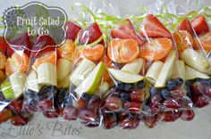 Fruit Salad (Ellies Bites)