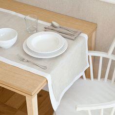 Double Layer Table Runner - Table Runners - Tableware | Zara Home Australia