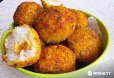 Bundás töltött rizs Proof Of The Pudding, Baked Potato, Mashed Potatoes, Cauliflower, Muffin, Paleo, Food And Drink, Vegetables, Recipes