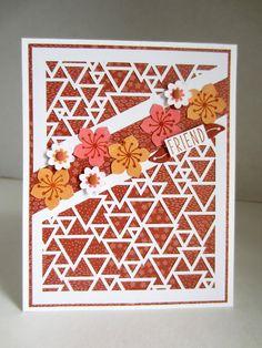 Paper Seedlings: TRIANGULAR FLOWERS