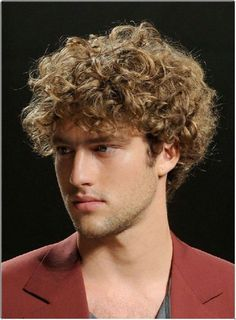 Top Curly Hairstyles For Men