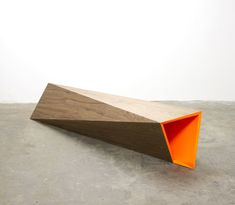 No. 565 Bench by Rana Begum on Curiator - http://crtr.co/179v.p