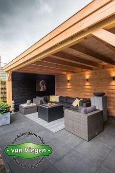 10 Best Pergola Designs, Ideas and Pictures of Pergolas – Top Soop Backyard Seating, Backyard Patio Designs, Backyard Sheds, Outdoor Pergola, Backyard Pergola, Outdoor Seating Areas, Backyard Landscaping, Pergola Plans, Bbq Shed
