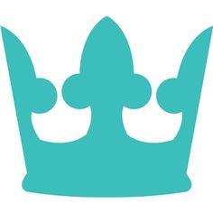 Silhouette Design Store - View Design #6446: crown