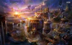cities in the sky - Google Search