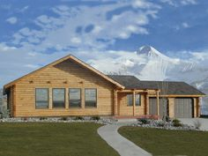Summit - log home kit $24,000