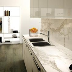 5131 Calacatta Nuvo By Caesarstone House Mood Board
