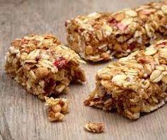 Blog Chic Girl : 2 receitas de Barras de Cereal Caseira